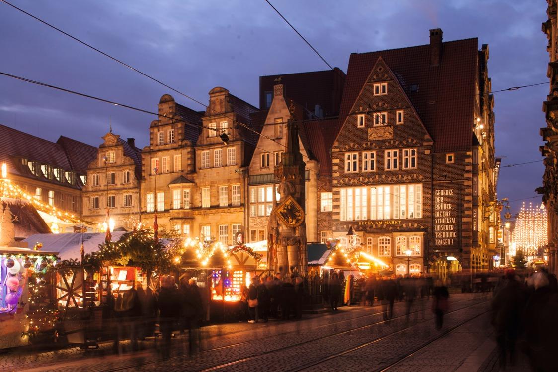Bremen Weihnachtsmarkt.Nostalgiezugreisen Bremen Weihnachtsmarkt 016 Btz