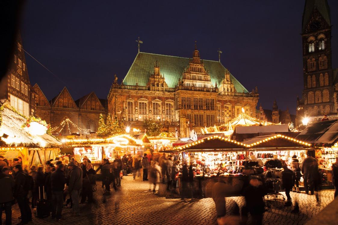 Bremen Weihnachtsmarkt.Nostalgiezugreisen Bremen Weihnachtsmarkt 017 Btz