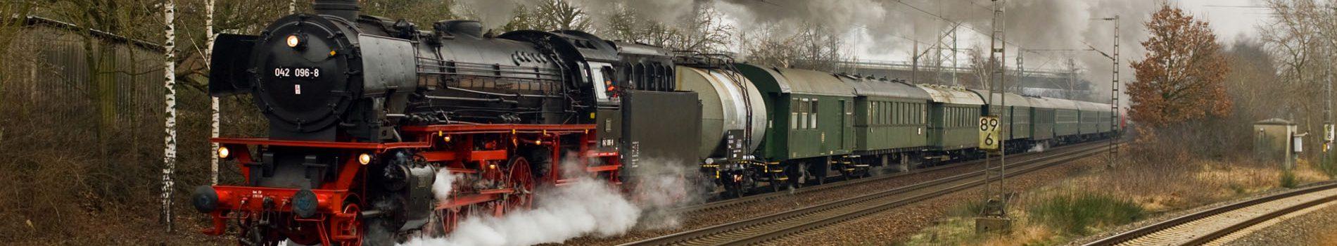 """Das Projekt """"Faszination Dampf – Schnellzugdampflok 01 1104"""""""